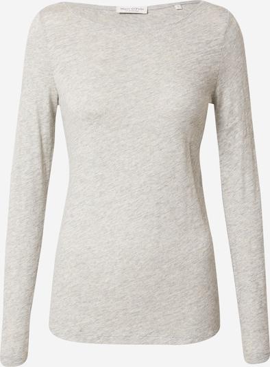 Marc O'Polo Shirt in graumeliert, Produktansicht