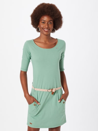 Rochie 'TANYA' Ragwear pe verde mentă, Vizualizare model
