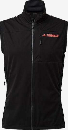ADIDAS PERFORMANCE Sportbodywarmer in de kleur Zwart, Productweergave