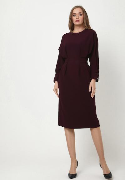 Madam-T Kleid 'TOMASA' in lila, Modelansicht