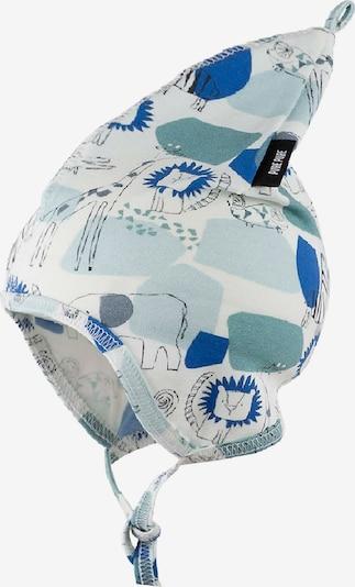 pure pure by BAUER Mütze in blau / opal / pastellblau / weiß, Produktansicht