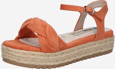MTNG Damen - Sandalen 'AMELIE' in cognac, Produktansicht