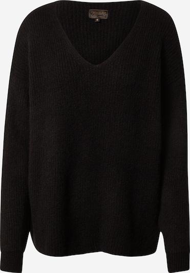 Herrlicher Pullover 'Lini' in schwarz, Produktansicht