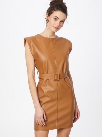 WAL G. Kleid in braun, Modelansicht