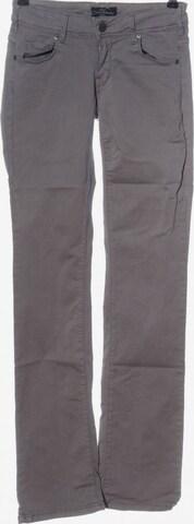 Cimarron Straight-Leg Jeans in 25-26 in Grau