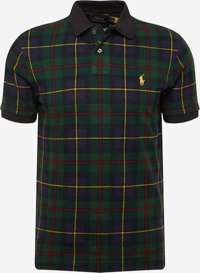 Polo Ralph Lauren Shirt in navy / gold / dunkelgrün / rot / schwarz, Produktansicht
