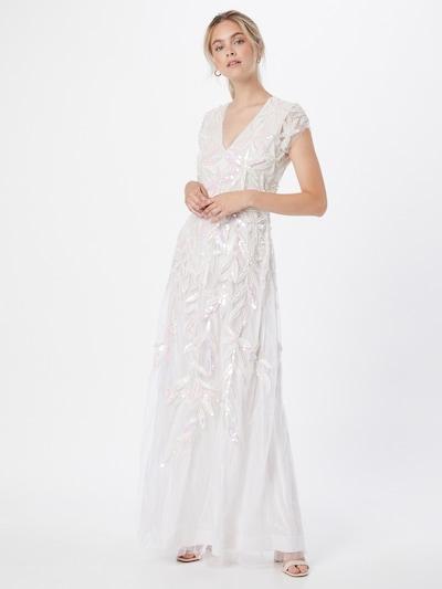 A STAR IS BORN Kleid in rosa / weiß, Modelansicht