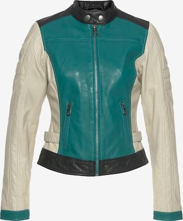 KangaROOS Between-Season Jacket in Green