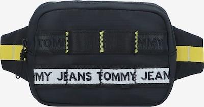 Tommy Jeans Heuptas in de kleur Geel / Zwart / Wit, Productweergave