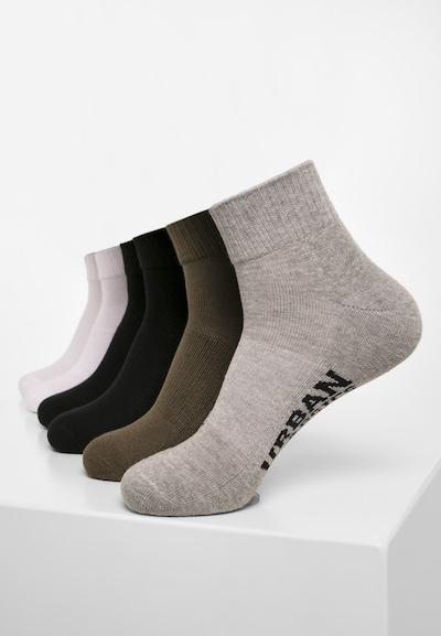 Urban Classics Sokken ' High Sneaker Socks 6-Pack ' in de kleur Gemengde kleuren, Productweergave