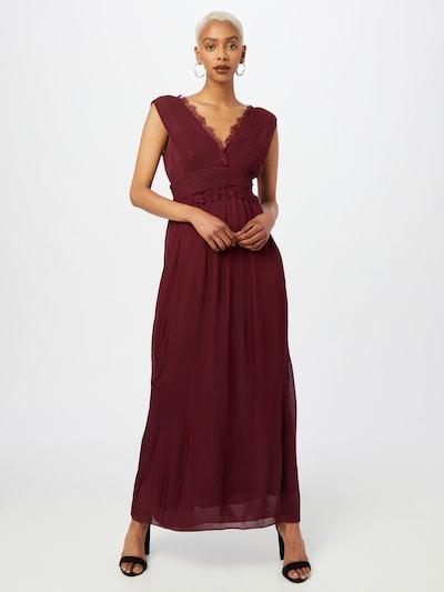 Rochie de seară 'Taira' ABOUT YOU pe roșu bordeaux, Vizualizare model