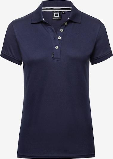 CODE-ZERO Poloshirt in blau, Produktansicht