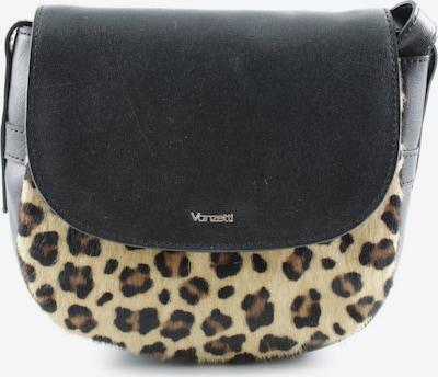 VANZETTI Schultertasche in One Size in camel / schwarz, Produktansicht