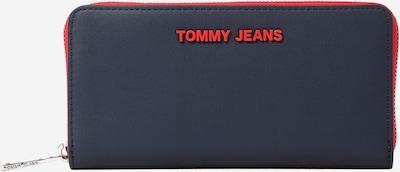 Tommy Jeans Naudas maks, krāsa - tumši zils / sarkans, Preces skats