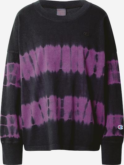 Marškinėliai iš Champion Reverse Weave , spalva - purpurinė / juoda, Prekių apžvalga