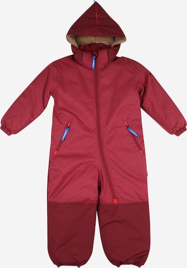 Tuta 'TURVA ICE' FINKID di colore magenta / bordeaux, Visualizzazione prodotti