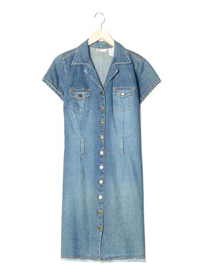 Faded Glory Kleid in M in blue denim, Produktansicht