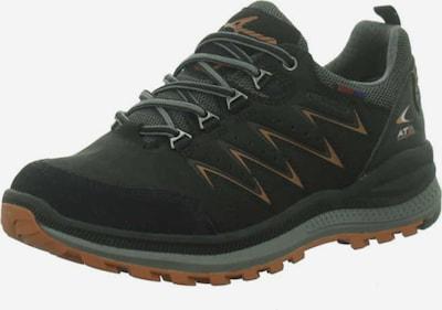 ALLROUNDER BY MEPHISTO Lage schoen in de kleur Grijs / Sinaasappel / Zwart, Productweergave