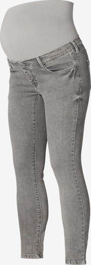 Supermom Jeans in de kleur Grey denim, Productweergave
