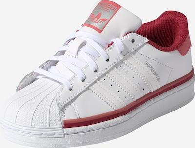 ADIDAS ORIGINALS Trampki 'Superstar' w kolorze różowy / białym, Podgląd produktu