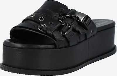 MJUS Pantolette 'SUNNY' in schwarz, Produktansicht
