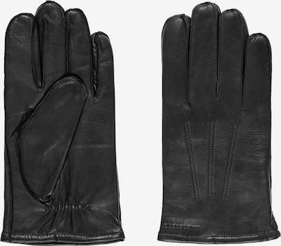 J.Lindeberg Vingerhandschoenen in de kleur Zwart, Productweergave