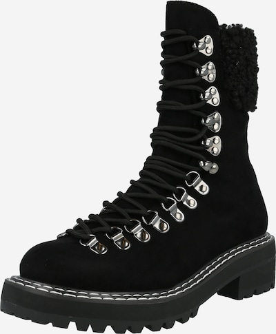 NA-KD Lace-up boot in Black, Item view