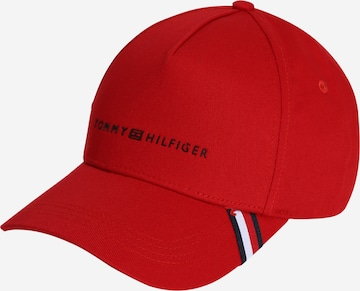 TOMMY HILFIGER Keps 'UPTOWN' i röd