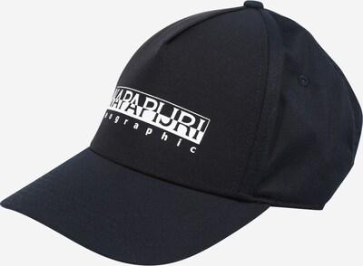 NAPAPIJRI Klobouk - marine modrá / bílá, Produkt