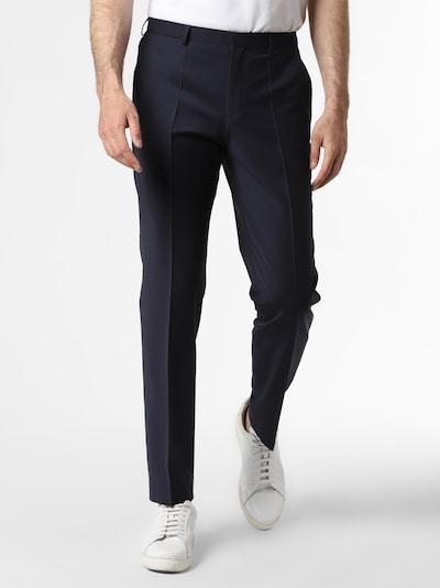 HUGO Hose in dunkelblau, Produktansicht
