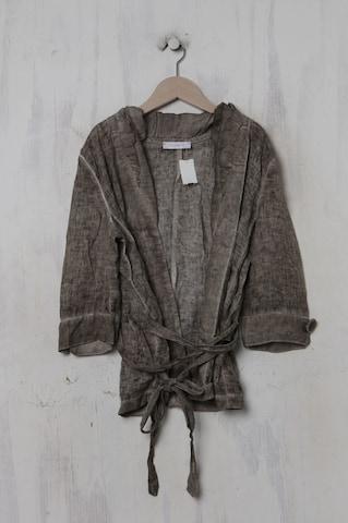 Elisa Cavaletti Sweater & Cardigan in L-XL in Grey