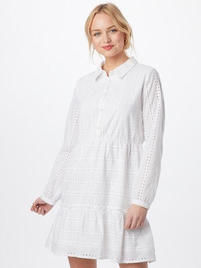 ABOUT YOU Kleid 'Fina' in weiß, Modelansicht
