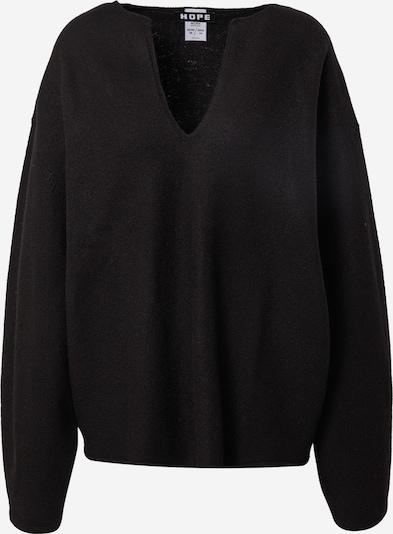 HOPE Jersey 'Expand' en negro, Vista del producto