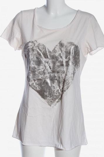 Rick Cardona by heine Print-Shirt in XL in creme / silber, Produktansicht