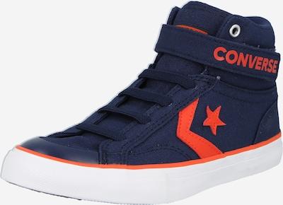 Sneaker CONVERSE pe bleumarin / roșu deschis, Vizualizare produs