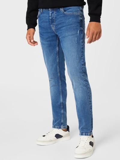 Only & Sons Jeans 'LOOM' in blue denim, Modelansicht
