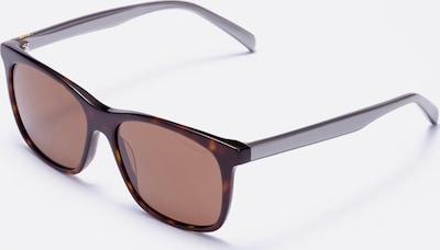 Formula 1 Eyewear Sonnenbrille in braun / kastanienbraun, Produktansicht