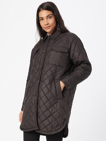 ONLY Between-Seasons Coat 'Tanzia' in Black