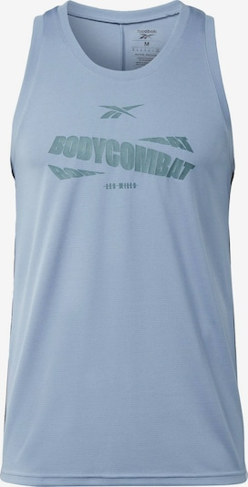 Reebok Sport Tanktop in blau, Produktansicht