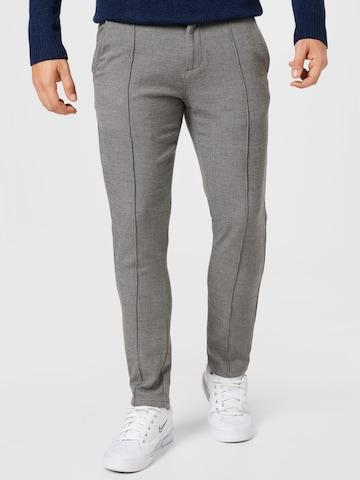 !Solid Bukse i grå