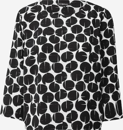 OPUS Bluse in schwarz / weiß, Produktansicht