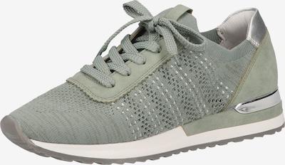 REMONTE Sneaker in pastellgrün / silber, Produktansicht