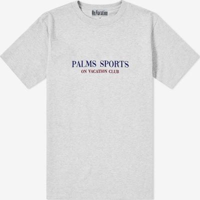 On Vacation Shirt in de kleur Grijs, Productweergave