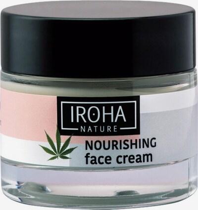 Iroha Gesichtscreme 'Hemp Cannabis Sativa Seed Oil Nourishing' in weiß, Produktansicht