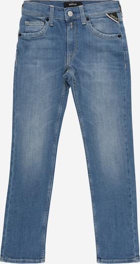 REPLAY Jeans in de kleur Blauw denim, Productweergave
