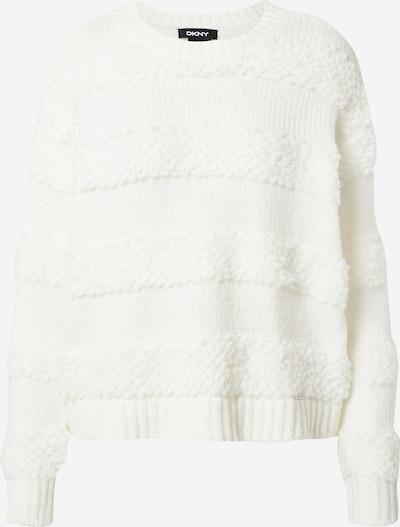 DKNY Pull-over en blanc, Vue avec produit