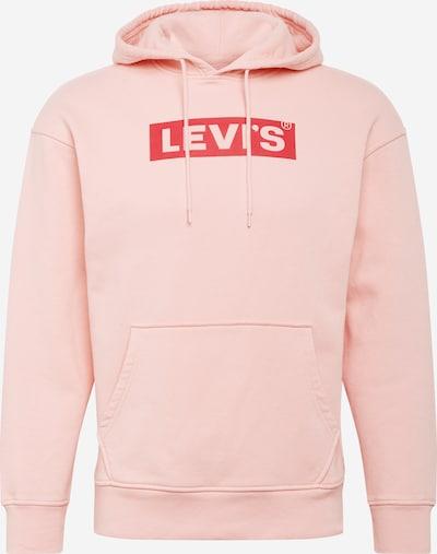 LEVI'S Mikina - ružová / červená, Produkt