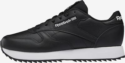 fekete Reebok Classics Rövid szárú edzőcipők, Termék nézet
