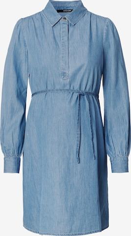 Supermom Kleid - Modrá