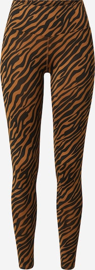 Hey Honey Sportovní kalhoty - hnědá / černá, Produkt